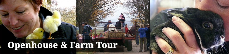 Openhouse and Farm Tour